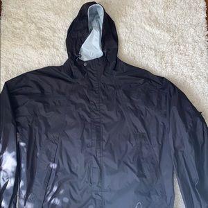 Sierra Designs Black Wind Breaker Jacket